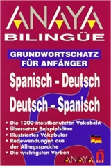 Anaya Bilingüe Espanol-Alemán/Alemán-Espanol