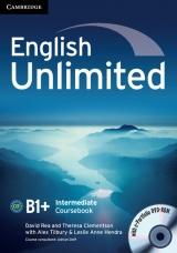 English Unlimited Intermediate Coursebook with e-Portfolio