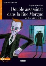 BLACK CAT - Double assassinat dans la Rue Morgue et La lettre volée + CD (B2)