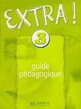 Extra! 3, metodická příručka