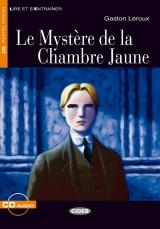 BLACK CAT - MYSTERE DE LA CHAMBRE JAUNE + CD (B2)