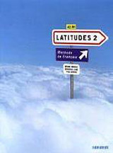 LATITUDES 2 (A2/B1) LIVRE DE´L ELEVE + CD AUDIO