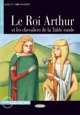 BLACK CAT - ROI ARTHUR ET LES CHEVALIERS DA LA TABLE RONDE + CD (A2)