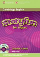 Storyfun for Flyers Teacher´s Book with Audio CDs (2)