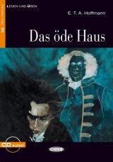 BLACK CAT - DAS ÖDE HAUS + CD (B2)