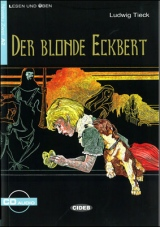 BLACK CAT - DER BLONDE ECKBERT + CD (A2)