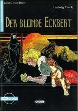 BLACK CAT - DER BLONDE ECKBERT + CD (A2)