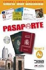 PASAPORTE ELE 2 (A2) PROFESOR + CD