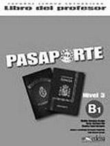 PASAPORTE ELE 3 (B1) PROFESOR + CD