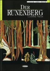 BLACK CAT - DER RUNENBERG + CD (A1)