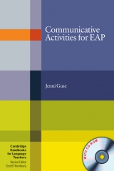 Communicative Activities for EAP (English for Academic Purposes) with CD-ROM