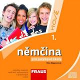 Němčina pro jazykové školy nově 1 CD