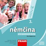 Němčina pro jazykové školy nově 3 CD