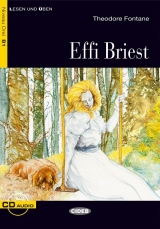 BLACK CAT - EFFI BRIEST + CD (B1)