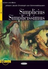 BLACK CAT - SIMPLICIUS SIMPLICISSIMUS + CD (B1)