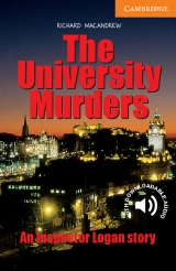 Cambridge English Readers 4 The University Murders