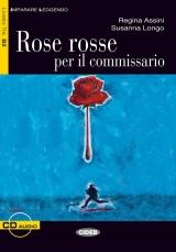 BLACK CAT - ROSE ROSSE PER IL COMMISSARIO + CD (Level 3)