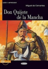 BLACK CAT - DON QUIJOTE DE LA MANCHA + CD (Level 4)
