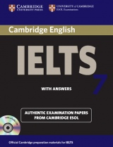 Cambridge IELTS Self-study Pack 7 (Student´s Book with answers and Audio CDs (2))