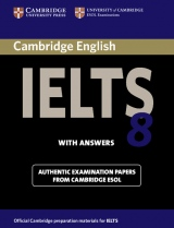 Cambridge IELTS Student´s Book with answers 8