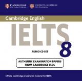Cambridge IELTS Audio CDs (2) 8