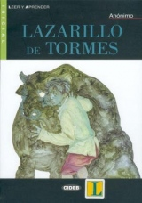 BLACK CAT - LAZARILLO DE TORMES + CD (Level 2)
