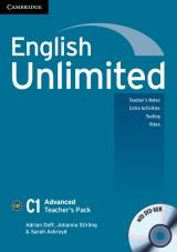 English Unlimited Advanced Teacher´s Pack (Teacher´s Book + DVD-ROM)