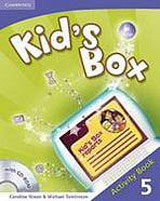 Kid´s Box 5 Activity Book with CD-ROM