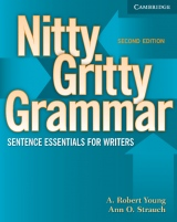 Nitty Gritty Grammar, Second edition Student´s Book