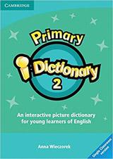 Primary i-Dictionary 2 CD-ROM (Single classroom)