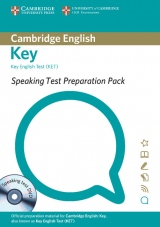 Speaking Test Preparation Pack for Key English Test (KET) with DVD