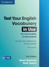 Test Your English Vocabulary in Use Pre-interm and Interm 3rd Edition