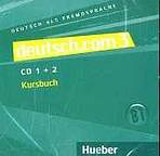 deutsch.com 3 Audio-CDs zum Kursbuch