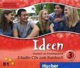 Ideen 3 3 Audio-CDs zum Kursbuch