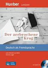 Leichte Literatur A2: Der zebrochene Krug, Leseheft