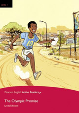 Pearson English Active Reading 1 Olympic Promise Book + CD-Rom Pack