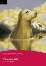 Pearson English Active Reading 1 The Golden Seal Book + CD-Rom Pack