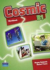 Cosmic B1 Workbook & Audio CD Pack