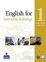 English for IT Level 1 Coursebook with CD-ROM