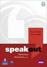 Speakout Elementary Workbook with Key with Audio CD