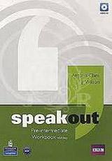 Speakout Pre-intermediate Workbook with Key with Audio CD
