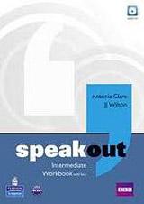 Speakout Intermediate Workbook with Key with Audio CD