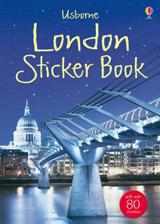 London Sticker Book