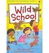 Usborne Very First Reading: 11 Wild School