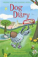 Usborne Very First Reading: 4 Dog Diary