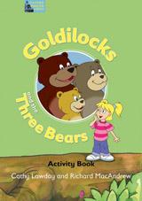 Fairy Tales Video GOLDILOCKS AND THREE BEARS ACTIVITY BOOK