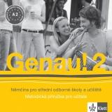 Genau! 2 - metodická příručka pro učitele na CD
