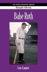 Heinle Reading Library: BABE RUTH