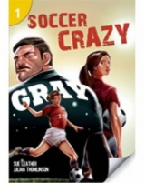 PAGE TURNERS LEVEL 1 SOCCER CRAZY