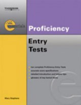 ESSENTIAL PRACTICE TESTS: CPE ENTRY TEST INSTRUCTOR MANUAL